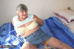 GrandmaLibby. Denim Skirt Free Pic 4
