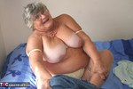 GrandmaLibby. Denim Skirt Free Pic 9
