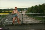ValgasmicExposed. Motorway Flash Free Pic 12