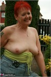 ValgasmicExposed. Flashing Around Free Pic 20