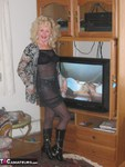 Ruth. Black Boots Dildo Free Pic 6