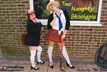 SpeedyBee. Two Naughty Skool Girls Free Pic 1