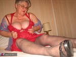GirdleGoddess. Red Hot Mama Free Pic 6