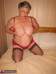 GirdleGoddess. Red Hot Mama Free Pic 15