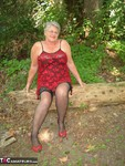 GirdleGoddess. MILF In The Woods Free Pic 3