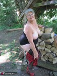GirdleGoddess. MILF In The Woods Free Pic 12