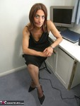 Jolanda. Working In The Office Free Pic