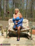 Adonna. Blue Outfit Free Pic 5