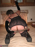 GirdleGoddess. Long Black Gloves Free Pic 10