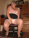 GirdleGoddess. Office Girl Free Pic 6