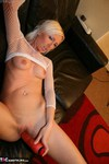 TraceyLain. Tracey's White Mesh Free Pic