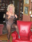 Ruth. Fishnet Suit Free Pic 20