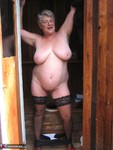 GirdleGoddess. Out House Piss Free Pic 14