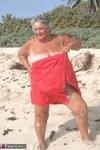 Grandma Libby. Red Towel Free Pic 2