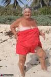 Grandma Libby. Red Towel Free Pic 3