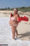 Grandma Libby. Red Towel Free Pic 9