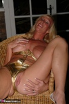 Melody. Dressed in Gold Free Pic