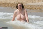 SpeedyBee. Playing Naked In The Surf Free Pic 6