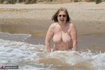 SpeedyBee. Playing Naked In The Surf Free Pic 14