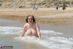 SpeedyBee. Playing Naked In The Surf Free Pic