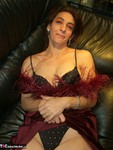 Jolanda. Crushed Velvet Dress Free Pic 8