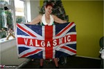 ValgasmicExposed. Red Stockings Free Pic