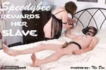 SpeedyBee. Speedy Bee Rewards Her Slave Free Pic 1