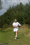 SpeedyBee. Skool Girl Speedy Forest Sripping Free Pic