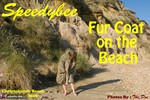 SpeedyBee. Fur Coat On The Beach Free Pic 1
