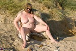 SpeedyBee. Fur Coat On The Beach Free Pic 18