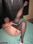 GirdleGoddess. Long Silver Gloves Free Pic 14