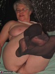 GirdleGoddess. Long Silver Gloves Free Pic 19