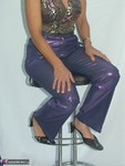 Jolanda. Darn Tight Trousers! Free Pic 4