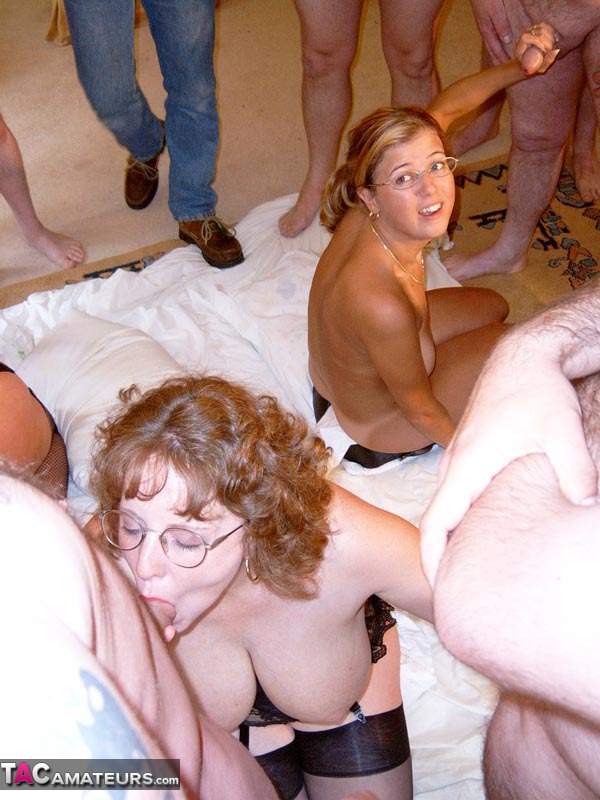 Amateur american swinger party and ebony 2