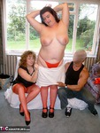 CurvyClaire. 3-Some with Kinky Kel 2 Free Pic 4
