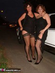 CurvyClaire. Stretch Limo 3 Free Pic