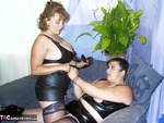 CurvyClaire. Strapon Fun With Kinky Kel Free Pic 6