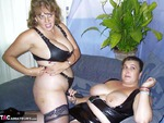 CurvyClaire. Strapon Fun With Kinky Kel Free Pic 10
