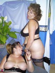 CurvyClaire. Strapon Fun With Kinky Kel Free Pic
