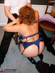 CurvyClaire. A day at the office Free Pic 10