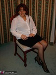 CurvyClaire. Receptionist Free Pic