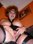 CurvyClaire. Night on the tiles Free Pic 15