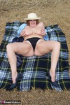 CurvyClaire. Picnic Free Pic