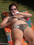 DeniseDavies. Sun Bathing Free Pic