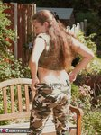 DeniseDavies. Denise In the Army Free Pic