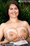 DeniseDavies. Naughty in the Garden Free Pic 5