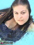 DeniseDavies. Swimming Pool Fun Free Pic 3