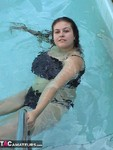 DeniseDavies. Swimming Pool Fun Free Pic