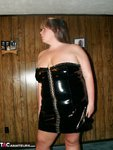 ThickChick. Black Dress  Free Pic 4