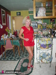 Ruth. Little Red Dress Free Pic 7